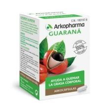ARKOCAPSULAS GUARANA 340 MG 100 CAPSULAS