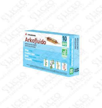 ARKOFLUIDO ARTICULACIONES 1O AMP 15 ML
