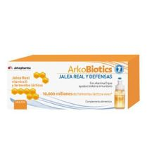ARKOPROBIOTICS JALEA REAL Y DEFENSAN ADULTOS 7 U