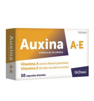 AUXINA A+E 30 CAPSULAS