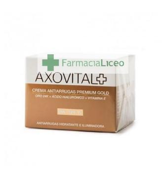 AXOVITAL CREMA ANTIARRUGAS PREMIUM GOLD SPF15 50
