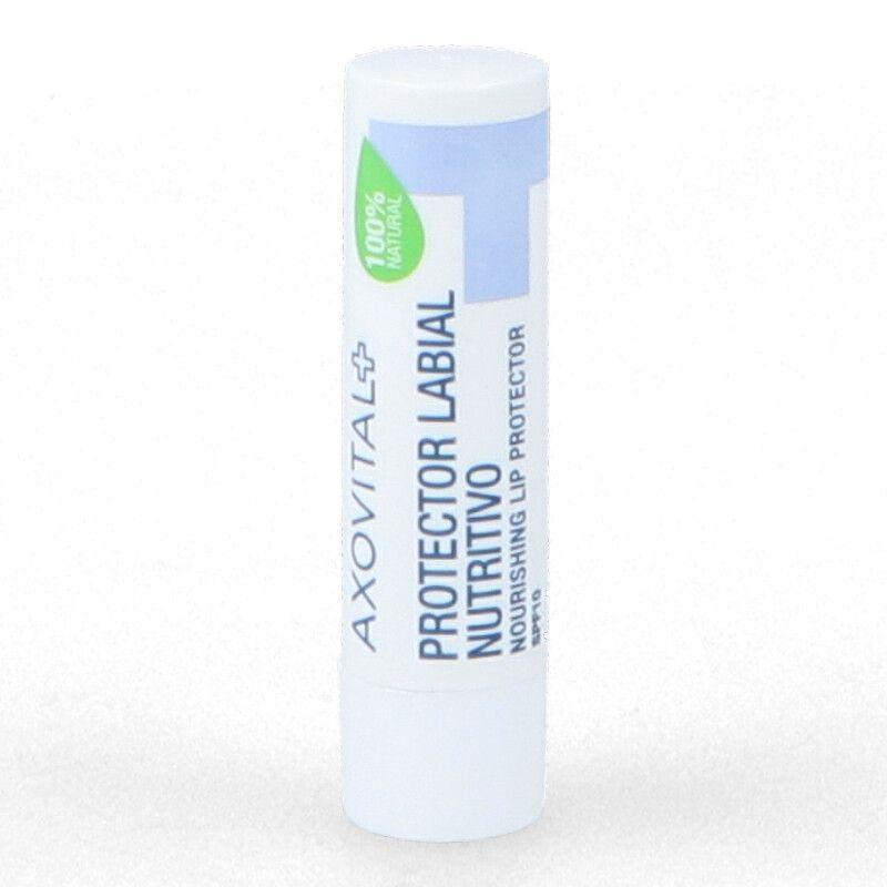 AXOVITAL PROTECTOR LABIAL NUTRITIVO 1 ENVASE 4 G