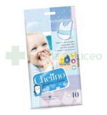 BABERO INFANTIL CHELINO FASHION & LOVE 10 BABERO