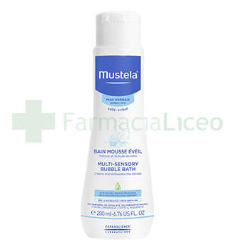 BABYGEL MUSTELA 200 ML