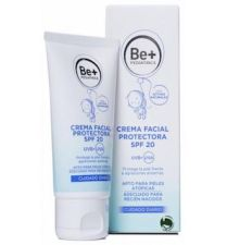 BE+ PEDIATRICS CREMA FACIAL PROTECTORA SPF 20 40