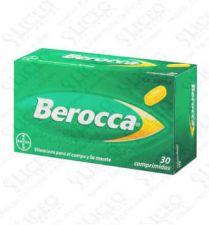 BEROCCA COMPRIMIDOS PERFORMANCE 30 COMP