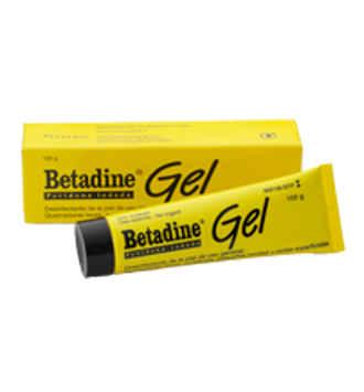 BETADINE 10% GEL TOPICO 100 G