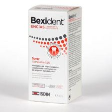 BEXIDENT ENCIAS CLORHEXIDINA 0,2% SPRAY 40 ML