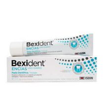 BEXIDENT ENCIAS PASTA DENTAL TRICLOSAN 125 ML