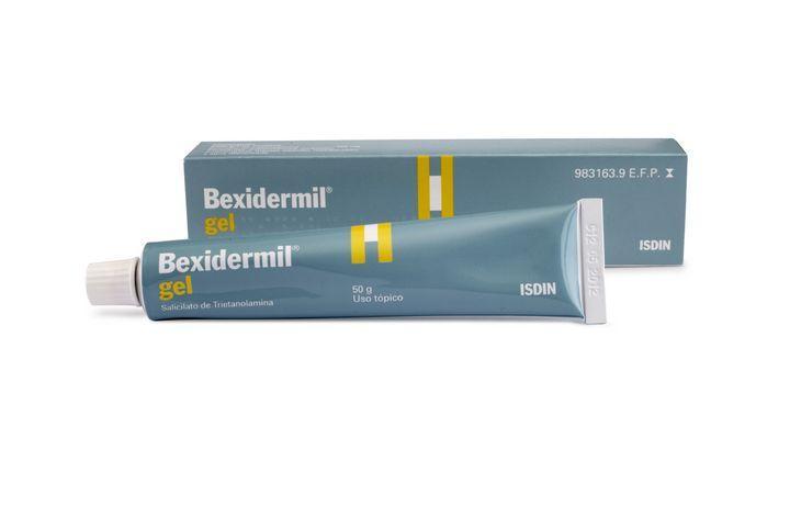 BEXIDERMIL 10% GEL TOPICO 50 G