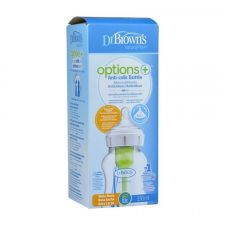 BIBERON DR. BROWNS OPTION+ REDUCE COLICOS NIVEL 2 330ML