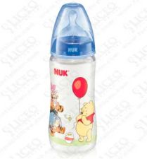 BIBERON 0 BPA FC PP LATEX NUK 1M 300 ML DISNEY W