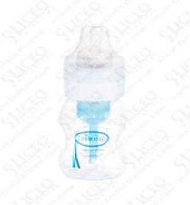 BIBERON 0 BPA PP ANTICOLICO TETINA SILICONA DR B