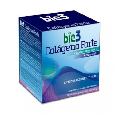 BIE3 COLAGENO FORTE SOBRES SOLUBLES 30 SOBRES