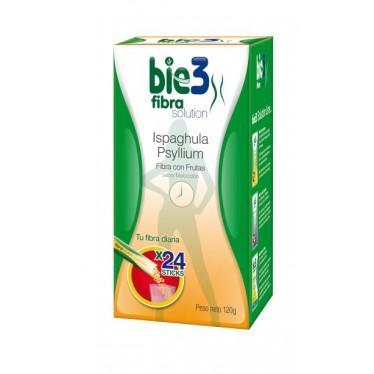 BIE3 FIBRA CON FRUTAS 3 GR 24 SOBRES
