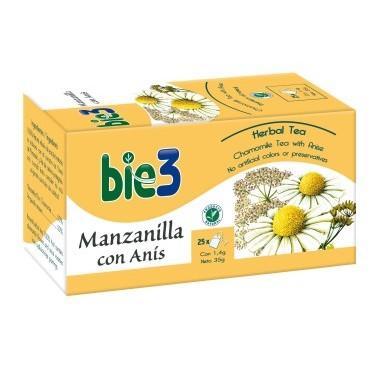 BIE3 MANZANILLA CON ANIS 1.4 GR 25 FILTROS