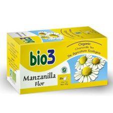 BIO3 MANZANILLA ECOLOGICA 1.5 G 25 FILTROS