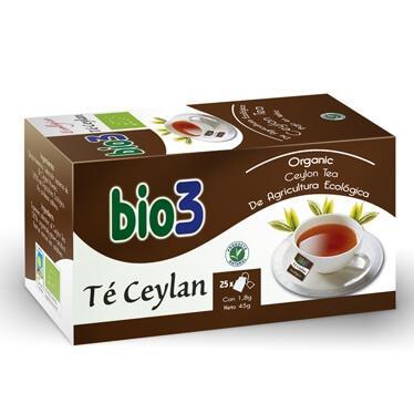 BIO3 TE CEYLAN 1.5 GR 25 FILTROS