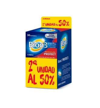 BION 3 PROTECT PACK 50% 2 UNIDA