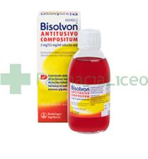BISOLVON ANTITUSIVO COMPOSITUM 3/1.5 MG/ML SOLUC