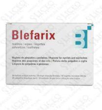 BLEFARIX TOALLITAS 2.5 ML 20 UNIDOSIS