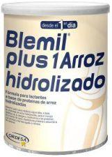 BLEMIL PLUS 1 ARROZ HIDROLIZADO 400 G 1 LATA NEU