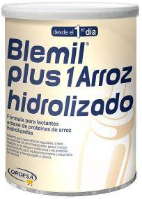 BLEMIL PLUS 1 ARROZ HIDROLIZADO LATA 400 GR
