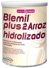 BLEMIL PLUS 2 ARROZ HIDROLIZADO LATA 400 GR NEUTRO