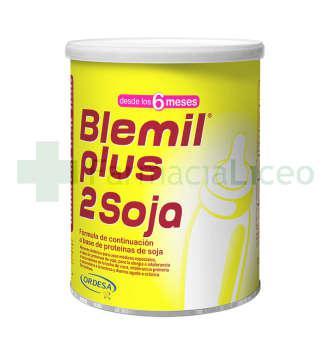 BLEMIL PLUS 2 SOJA 400 GR 1 BOTE NEUTRO