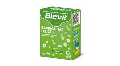 BLEVIT BARRIGUITAS FELICES INFUSIONES 10 SOBRES 5 G