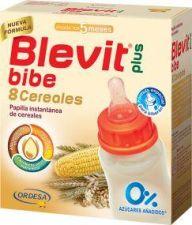BLEVIT PLUS 8 CEREALES PARA BIBERON