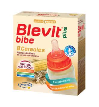 BLEVIT PLUS 8 CEREALES PARA BIBERON 600GR