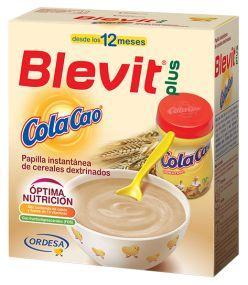 BLEVIT PLUS CON COLA CAO 600 GR