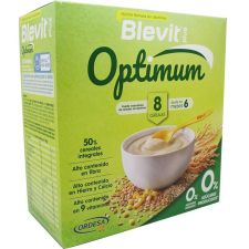 BLEVIT PLUS OPTIMUM 8 CEREALES 400 G