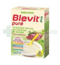 BLEVIT PLUS PURE GUISANTES C/ DELICIAS TERNERA 2