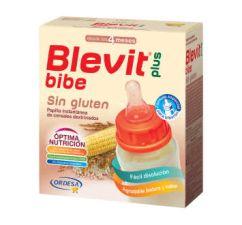 BLEVIT PLUS SIN GLUTEN PARA BIBERON 2 SOBRES X 3