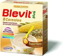 BLEVIT PLUS SUPERFIBRA 8 CEREALES 300 G