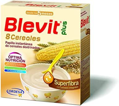 BLEVIT PLUS SUPERFIBRA 8 CEREALES 300 GR