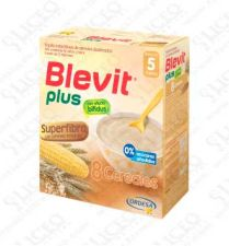 BLEVIT PLUS SUPERFIBRA 8 CEREALES 300 G