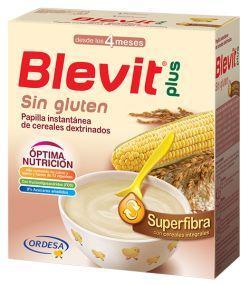 BLEVIT PLUS SUPERFIBRA APTO DIETA SIN GLUTEN 600 GR