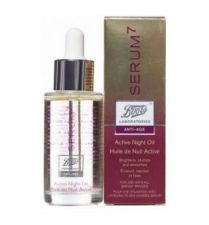 BOOTS LABORATORIES SERUM7 ANTIAGE ACEITE DE NOCH