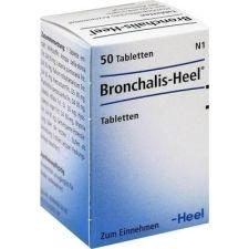 BRONCHALIS HEEL 50 COMP PHINTER