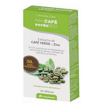 CAFE VERDE -800 ARKOCAPS 30 CAPS
