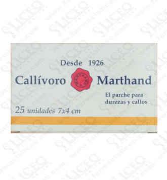 CALLIVORO MARTHAND 1 APOSITO 7 X 4 CM