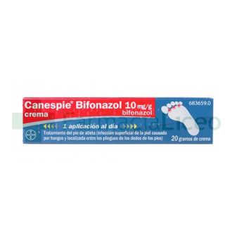 CANESPIE BIFONAZOL 1% CREMA 20 G
