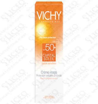CAPITAL SOLEIL SPF20 LECHE-GEL EFECTO FRESCO VICHY 150 ML