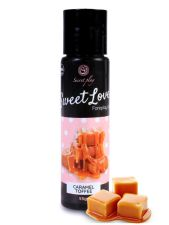 CARAMEL TOFFEE LUBRICANTE COMESTIBLE 60ML