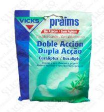 CARAMELOS PRAIMS DOBLE ACCION SIN AZUCAR 60 G