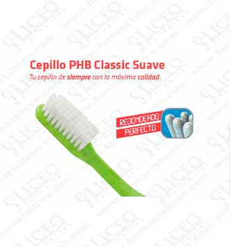 CEPILLO DENTAL ADULTO PHB SUAVE
