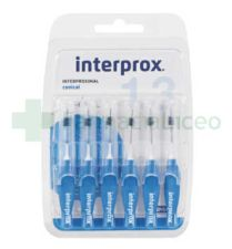 CEPILLO DENTAL INTERPROXIMAL INTERPROX CONICO 6